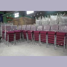Pilha de cadeiras de igreja (YC-G36-07)