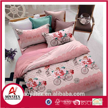 China supplier super king bedding comforter sets for 100% polyester bed sets
