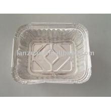 bandeja de papel de aluminio para alimentos