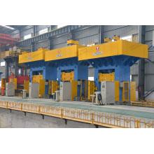CE Standard / 1000t 800t 600t Pressão de Hydaulic para SMC / BMC / Gmt /