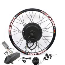 best quality 48v1500w ebike electric motor bicycle bike parts conversion kit from Chinese factory