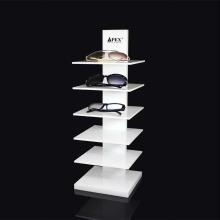 Expositor de acrílico para gafas de sol