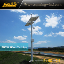 0.3kw Mini Monitoring Turbine Wind Generator Price