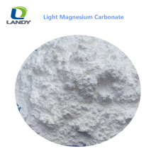 Precio de calidad superior del carbonato de magnesio ligero de la comida Grde