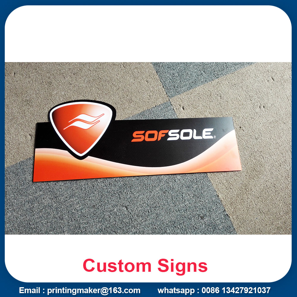 pvc sign boards