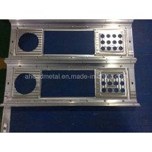 Precisión CNC mecanizado de piezas de aluminio de encargo 6061 7075