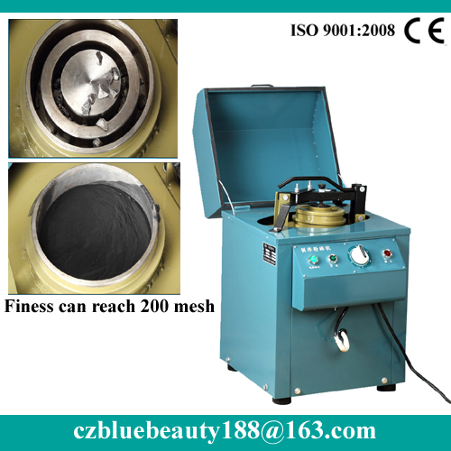 Hot sale laboratory Pulverizer