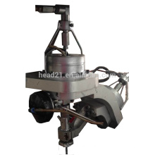 Schleifstrahlmaschine HEAD 5 Achsen Wasserschneider
