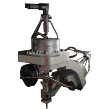 Abrasive jet machine HEAD 5 axis water cutter