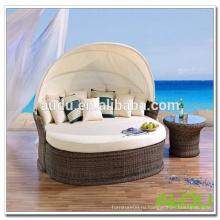 Плиточный диван-кровать Audu Outdoor Wicker