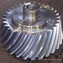 OEM High Precision Spiral Bevel Gear for Gearbox