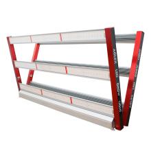 Eficacia Ir 730nm de las barras de luz LED de crecimiento plegables