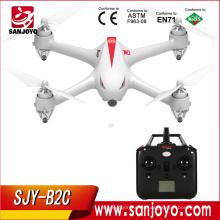 MJX B2C Bugs 2 GPS sin escobillas RC Quadcopter Drone con 1080P cámara HD Altitude Hold sin cabeza RC helicóptero juguetes