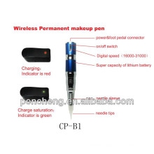 Wholesale 1PCS wireless Tattoo Pen For Permanent makeup