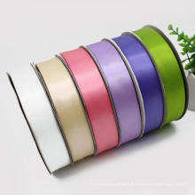 Factory  price satin ribbon polyester with customized logo