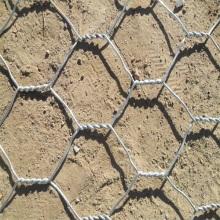 galvanised hexagonal chicken mesh