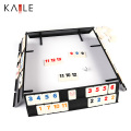 106 dauerhafte Farbfliesen mit 4 Anti-Rutsch-Durable Trays und Carrying Aluminium Case