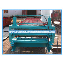 YF Popular Design Double Layer Roof Panel Roll Forming Machine