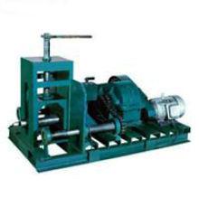 Máquina de construção ou máquina de dobra de tubulação