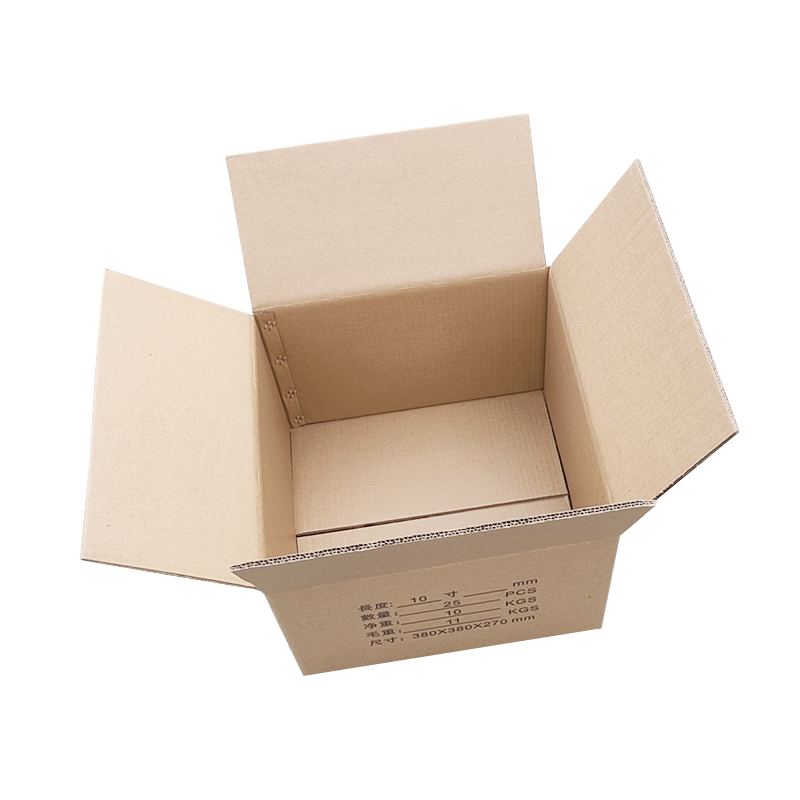 Square Packing Carton