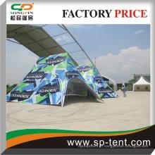 Tente en acier inox imperméable à l'acier avec porte roulante à vendre