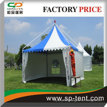 Outdoor aluminum frame gazebo shape lawn tent and canopy