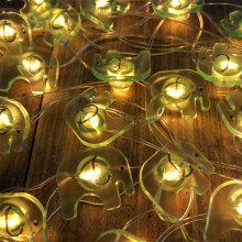 фея светодиодная с подвеской