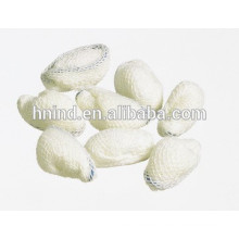 100% algodón absorbente de gasa de maní
