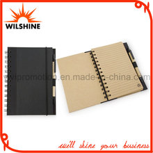 Popular Craft Paper Notebook with Pen for Daily Use (SNB119)