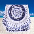Large Beautiful Colorful  Pretty Round beach towel