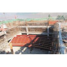 Stahlgebäude / Stahlkonstruktion / Stadien Gericht