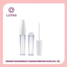 Emballage pour la lèvre en plastique vide de lèvres gloss emballage