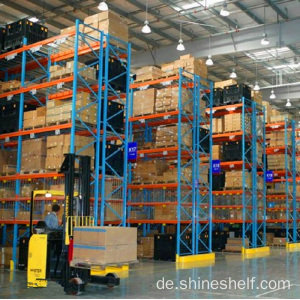 Heavy Duty Selective Pallet Racking