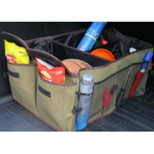 Waterproof Canvas Car Storage Bin (YSC003-001)