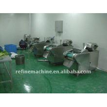 Hot sale multifunctional vegetable cutter machine/vegetable processing