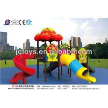 Горячие продажи Детский гриб Ангел рай Пластиковые площадка с слайдом