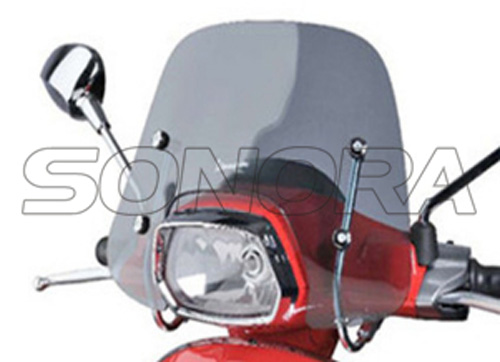 PIAGGIO VESPA SPRINT 150 Windshield TYPE 2