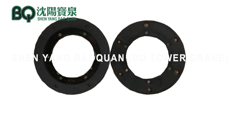 slewing motor brake disc
