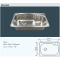 Großhandel Küche Labor Edelstahl Handwaschbecken