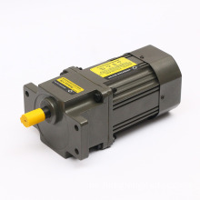 Motor High Speed ​​180W 110V / 220V AC Getriebemotor