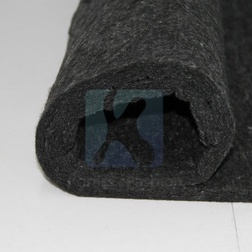 2018 China Recycled Grey Polyester Matratzenauflage
