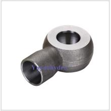CNC Usinagem Adaptadores Hidráulicos, Tight Tolerances