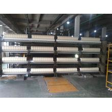 100% 3.23NM / 1 NZ Wollgarn roh weiß für Teppich