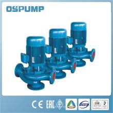 Bomba de trituradora de aguas residuales GW con un significativo ahorro de energía