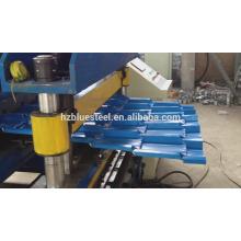 Прочная машина для изготовления плитки для крыши, высококачественная металлическая рулонная машина для профилирования, рулонная машина для склеивания крыши