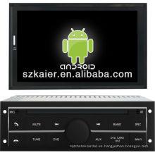 reproductor de DVD del coche para el sistema Android Mitsubishi L200