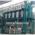 Mais Mehl Mühle Maschine, Weizen Prozess Pflanze, Mais Schleifer Mühle