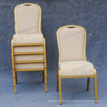Hotel Chairs with Stacking Design (YC-B88-04)