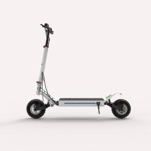 Scooter elétrico adulto dobrável de duas rodas