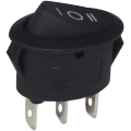 Oval sur off sur Rocker Switch